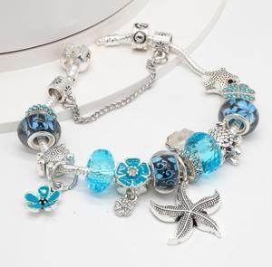 Beautiful Rose Gold Pandora Bracelet